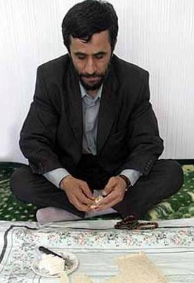 رئیس جمهور محبوب/عکس از اولدوز دات کام